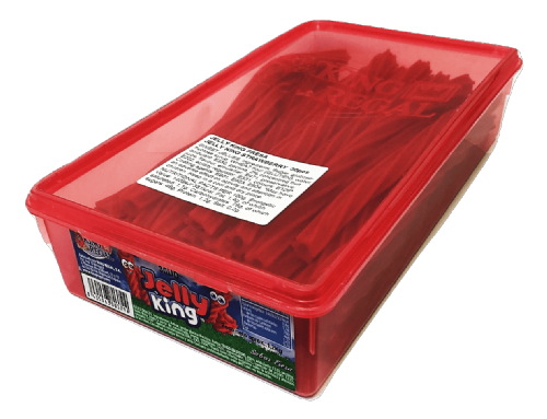 KR39 KING REGAL JELLY KING STRAWBERRY TWIST 30x40p